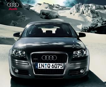 Автокредитный калькулятор Audi A3
