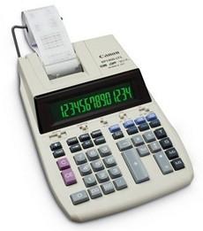 Калькулятор с печатью Canon SP 140G