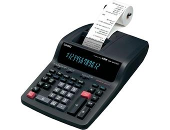 Печатающий калькулятор Casio DR 420TEC