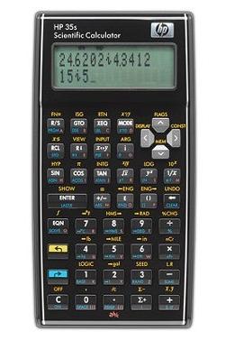 Инженерный калькулятор HP 35