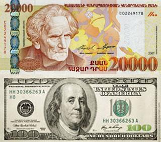 Калькулятор курса армянского драма к доллару