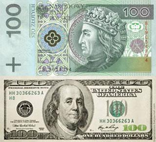 Калькулятор курса злотого к доллару
