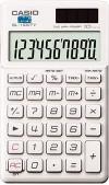 Карманный калькулятор Casio SL 1100TV с расчетом налогов